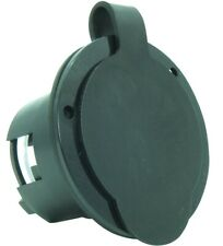 HJP-2715 L14-30 Flanged Power Inlet Receptacle Plug Waterproof Cover L1430P 30A
