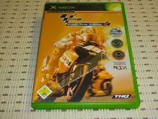 MOTO GP ULTIMATE RACING TECHNOLOGY 2 per Xbox * OVP *