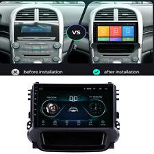9' Android 10.1 Car Stereo Radio Gps Navigation For Chevrolet Malibu 2011-2014