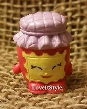 NEW Shopkins Season 1 Gran Jam 1-022 figure red jelly jar pantry collect