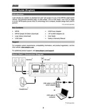 Akai MPX8  Owners Instruction Manual