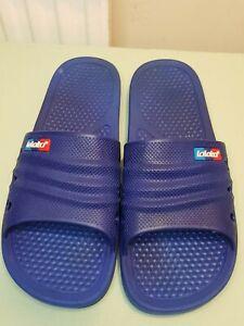 Loloka cool fun sandals men's korean fashion summer slippers sliders size UK 11