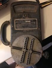 Owens -Illinois Spring Torque Tester 0-25 LBS Vintage Rare