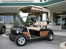 Club Car DS Model Golf Cart Woody Kit - BLEMISHED