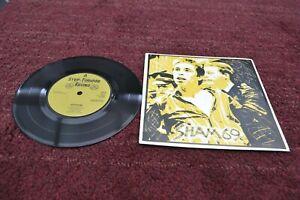 Sham 69 I Don't Wanna Rare 1977 Original Punk Oi Ex Vinyl!!