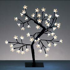Premier Christmas Decoration LED 45cm Cherry Blossom Tree - Warm White