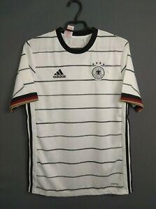 Germany Jersey 2020 Home Kids Boys 15-16 Shirt Adidas EH6103 ig93