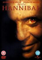 Hannibal (DVD / Anthony Hopkins / Ridley Scott 2001)