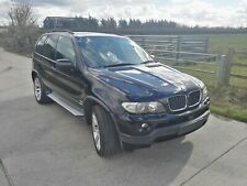 E53 BMW X5 4.8is BREAKING - SAPPHIRE BLACK - 3.0d 4.4i 3.0i 4.6is ALL PARTS N62