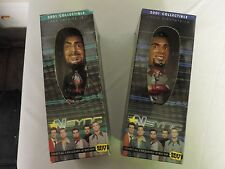 Best Buy Exclusive 2001 Collectible Nsync Joey Fatone Jr + Chris Bobblehead Nib