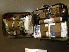 JBC Corp IFAK LBT-2648B Medical Assault Kit MOLLE Coyote Brown