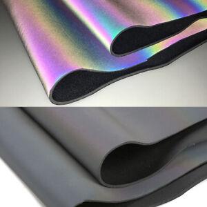 Neoprene Composite Fabric Reflective Diving Rubber Sheet Waterproof Supplies DIY