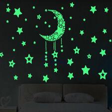 Styles Luminous Wall Sticker Glow In The Dark Star Decal Baby Kids Room Decor