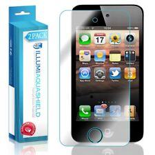2x iLLumi AquaShield Crystal HD Screen Protector for Apple iPod Touch 4th Gen
