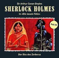 Sherlock Holmes : Die neuen Fälle - Fall 10 : Der Biss des... | CD | Zustand gut