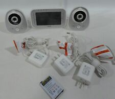Vtech Vm342-2 Video Baby Monitor with 2 cameras Vtech