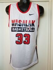 Wasalak Basketball Jersey Inside Out Nike Emblem