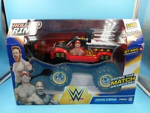 New Toy Car Remote Controlled Catch John Cena Nikko Rolling Ring 1/16 27 MHZ