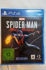 Marvel's Spider-Man: Miles Morales (PS4, 2020)