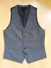 H&M Regular Size Waistcoats for Men