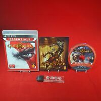God of War 3 - Sony Playstation 3 PS3 PAL Game *BellaRoseCollectables*
