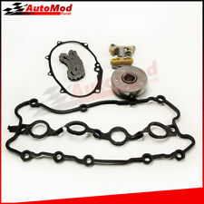 Engine Timing Chain Tensioner Adjuster Gasket For Audi VW SEAT SKODA 2.0 TFSI