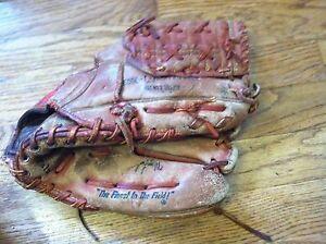 Rawling GJ 55 Reggie Jackson baseball glove mitt signed autographed Yankees rare