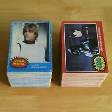Topps STAR WARS Trading Cards 1977 Series 1 / Series 2 - Pick 5 from my list.