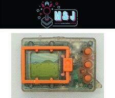 BanDai Digimon 1997 Transparent Clear Orange Tested -(Aussie Seller)