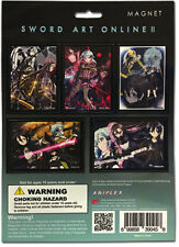 Sword Art Online II Refrigerator Magnet Set Anime Manga NEW