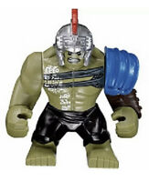 Marvel Avengers Superhero The Hulk Thor Ragnarok Minifigure Fits Lego US SELLER