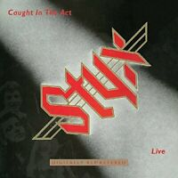 Styx - Caught In The Act Live [CD]