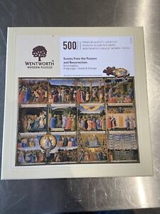 Wentworth wooden jigsaw puzzle 250 pieces Scenes from Passion and Resurrection