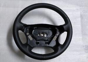 Mercedes W203 S203 Sterzo Ruota Nero Pelle Classe C A2034600803
