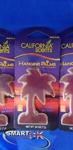california scents Hanging Palms air freshner Smart Valeting UK