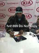 Taj Gibson #22 Signed 8x10 Photo w/Pic