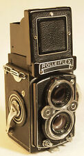 ROLLEIFLEX 3.5E (Type 2) TLR Camera with Zeiss Planar Lens