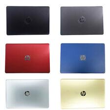 Para HP 15-BS BW br bu 250 255 256 G6 tapa posterior para LCD/Bisel Bisagras// Cubierta Con Bisagras