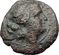 MESEMBRIA in THRACE Black Sea Area Athena Authentic Ancient Greek Coin i61261