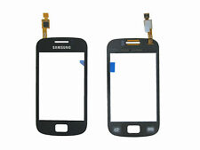 Genuine Samsung Galaxy Mini 2 S6500 Black Digitizer / Touchscreen -  GH59-11953A