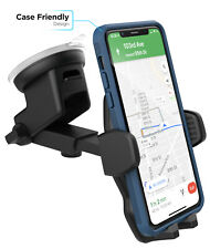 Phone Car Mount Holder Windshield Vent For iPhone X XR XS Galaxy S10  LG G7