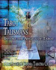 Tarot Talismans: Invoke the Angels of the Tarot-ExLibrary