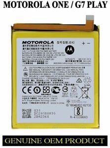 AKKU MOTOROLA MOTO G7 PLAY XT1952 Motorola One XT XT1941 JE40 3000mAh