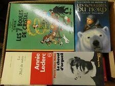 55 Bücher französische Bücher Romane Sachbücher Kinderbücher u.a.
