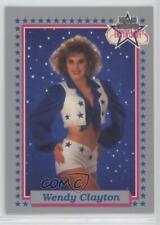 1992 Enor Sports Products Dallas Cowboys Cheerleaders Wendy Clayton #12
