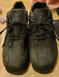 Timberland shoes for men Size 8 ACT Leather black