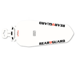 RRP Rearguard  OFF Road MTB mudguard Rear Fender ultralight  cx commuting WHITE