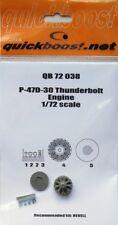 Quickboost 1/72  P-47D-30 Thunderbolt Engine # 72038