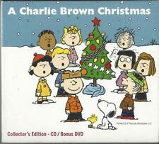 DELUXE EDITION A Charlie Brown Christmas CD and a Bonus DVD