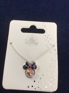 """""""DISNEY STORE"""" Minnie Mouse Necklace -  Brand New"""